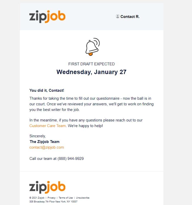 zipjob thank you
