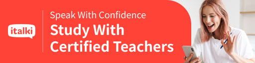 italki expert teachers