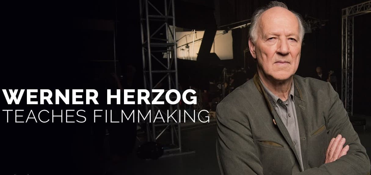 werner herzog masterclass reviews